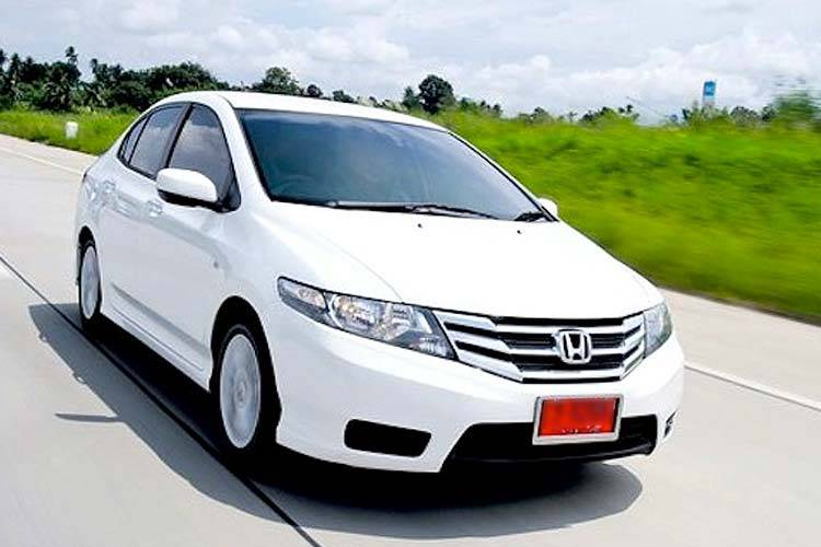 honda city large